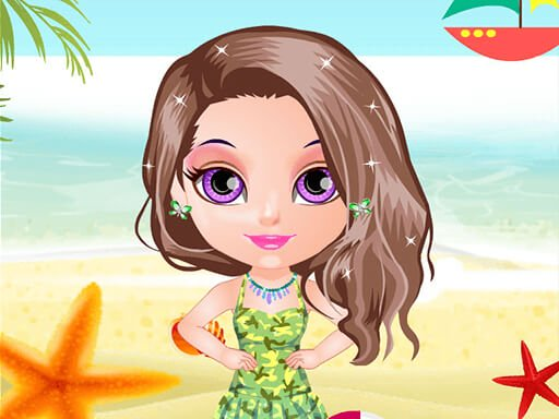 Beach Dress Up Online
