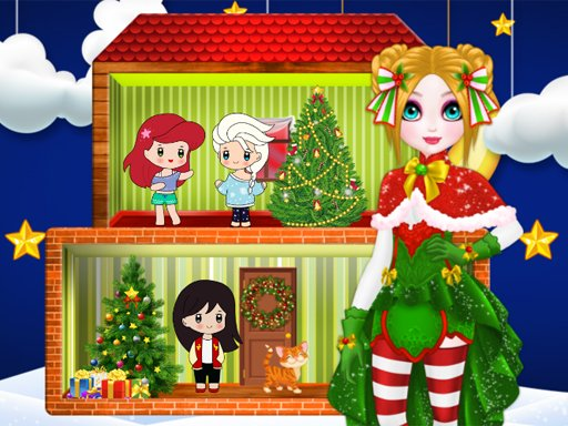 Christmas Puppet Princess House Online