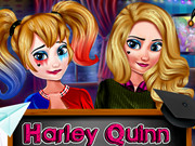 Harley Quinn First Day Of School Makeover