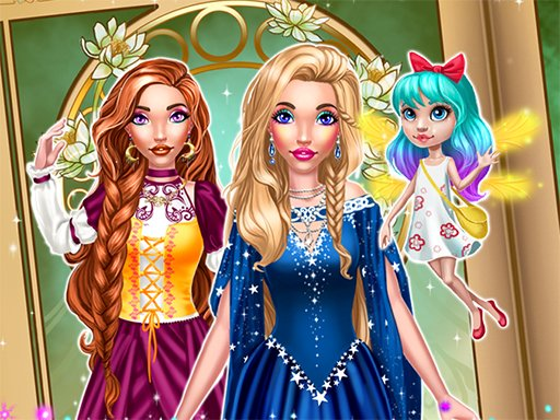Magic Fairy Tale Princess Game Online