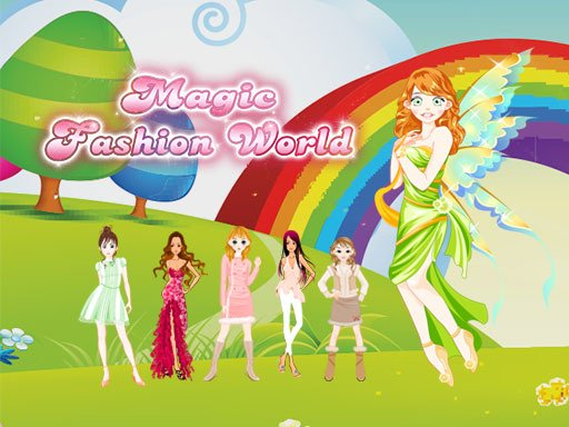 Magic Fashion World Online