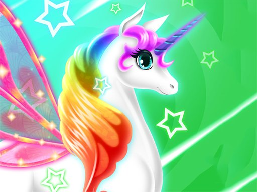 My Little Pony Unicorn Dress Up Online