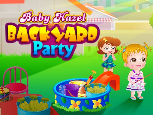 Baby Hazel Backyard Party Online