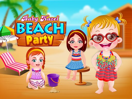 Baby Hazel Beach Party Online