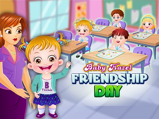 Baby Hazel Friendship Day Online