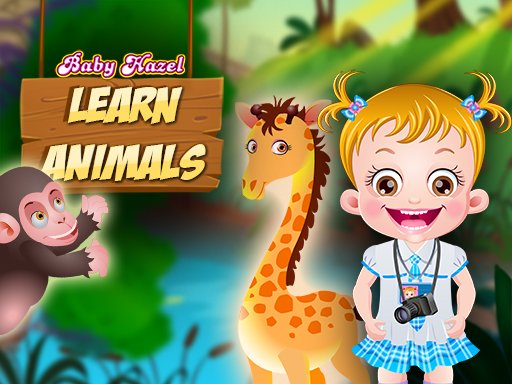 Baby Hazel Learn Animals Online
