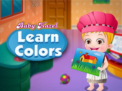 Baby Hazel Learns Colors Online