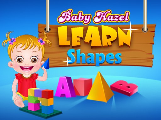 Baby Hazel Learns Shapes Online
