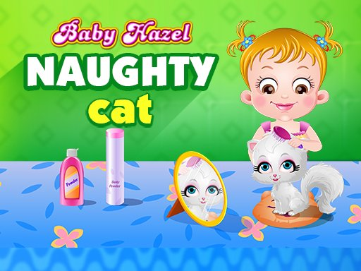 Baby Hazel Naughty Cat Online