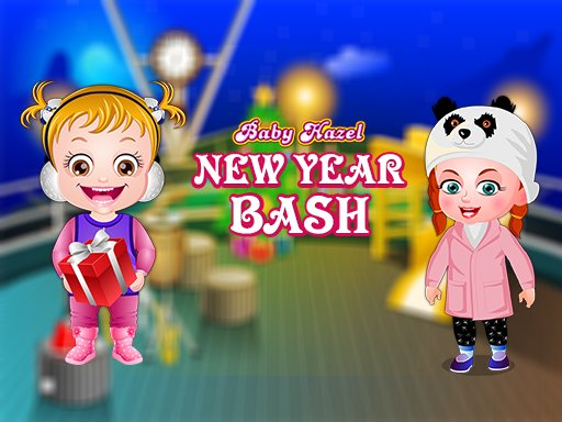 Baby Hazel New Year Bash Online