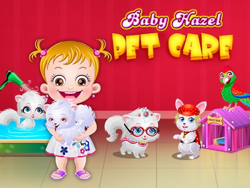 Baby Hazel Pet Care Online