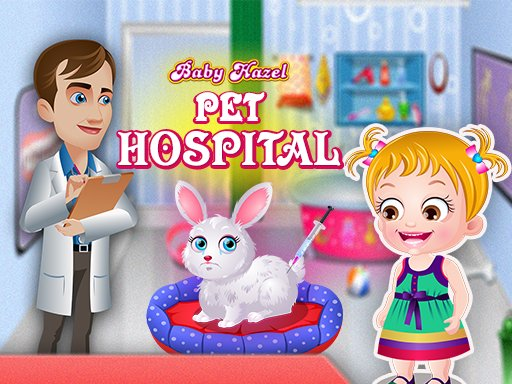 Baby Hazel Pet Hospital Online