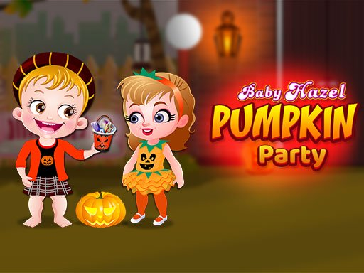 Baby Hazel Pumpkin Party Online
