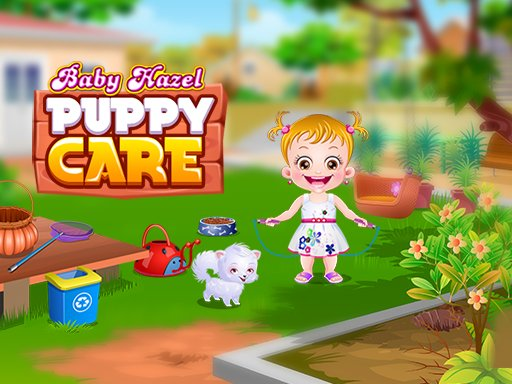 Baby Hazel Puppy Care Online