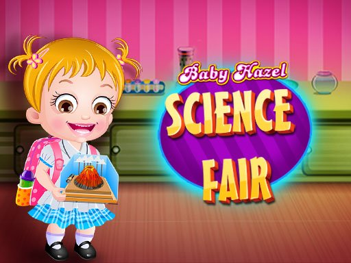 Baby Hazel Science Fair Online