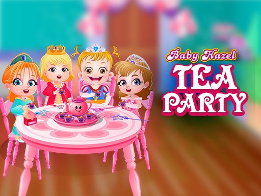 Baby Hazel Tea Party Online