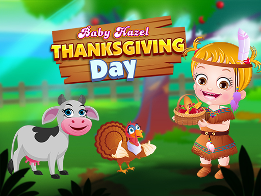 Baby Hazel Thanksgiving Day Online