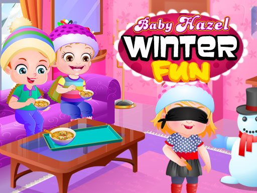 Baby Hazel Winter Fun Online